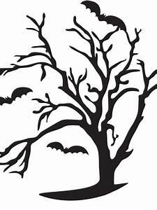 Spooky, Tree, Pumpkin