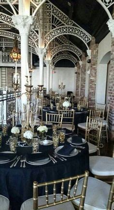 black gold wedding ideas images gatsby wedding