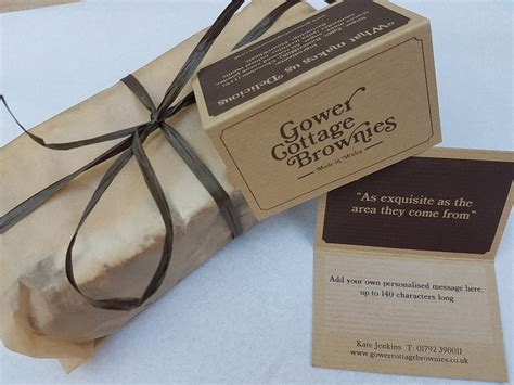Gower Cottage Brownies by Original Gower Cottage Brownies Brownies Gifts