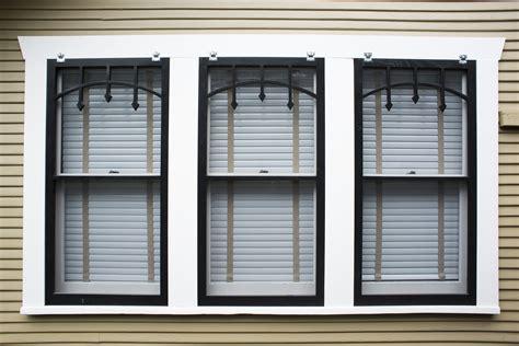 Fenster Sichtschutz Holz by Building A Wooden Window Screen Frame Flowerxpict Co