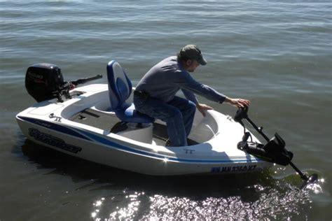 Mini Bass Boats by Le Mini Bass Boat De Quot Passe Partout Quot