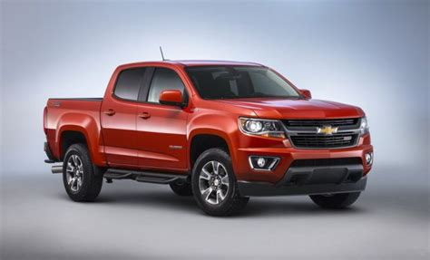 2018 Chevy Colorado Release Date, Price  2018  2019 New