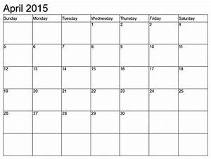 2015 monthly calendar printable kiddo shelter With 4 month calendar template 2015