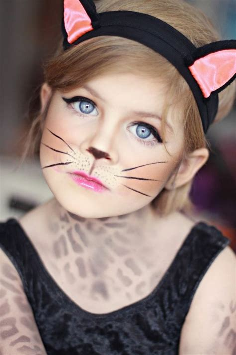 die besten  katze schminken ideen auf pinterest