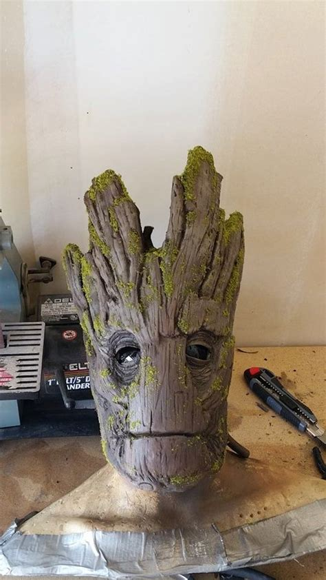 incredibly realistic groot costume  costs      designtaxicom