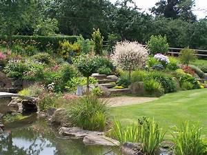 quelles plantes et fleurs choisir pour creer un beau With delightful faire un jardin zen exterieur 6 la decoration exterieure avec un treillis de jardin