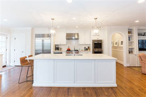 walker woodworking custom cabinets custom white kitchen