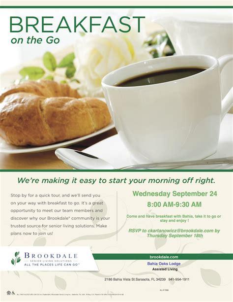 Bahia Oaks Networking Breakfast - Sarasota, FL