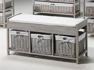Panier En Osier Casa : meuble chaussure osier ~ Dailycaller-alerts.com Idées de Décoration