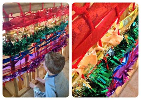 crepe paper 10 wonderful ways to weave teach preschool