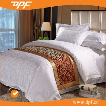 China Wholesale 100% Cotton Marriott Hotel Bed Linen