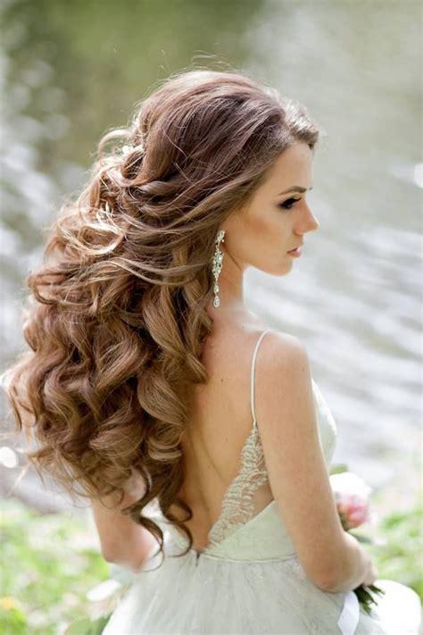 25 best ideas about wavy wedding hairstyles on pinterest