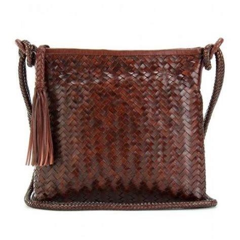 Made in Italy Schultertasche Damentasche Ledertasche