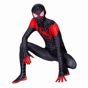 Top 10 Miles Morales Costume Kids Uk Fancy Dress For