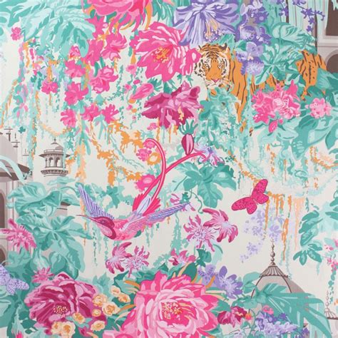 matthew williamson mughal garden wallpaper jane richards