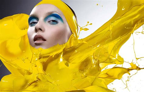 Paint Creative Photography By Iain Crawford 1