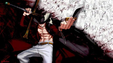One Piece, Dracule Mihawk Wallpapers Hd / Desktop And