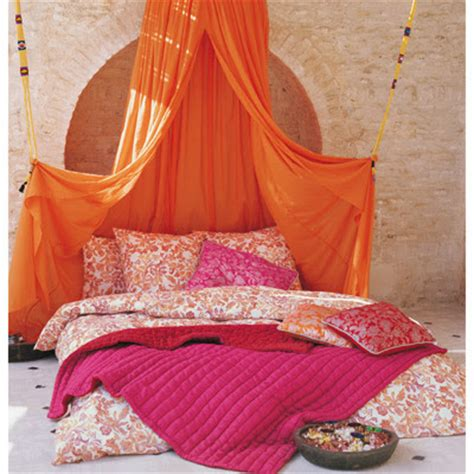 drowning in a boho canopy bed the house of boho