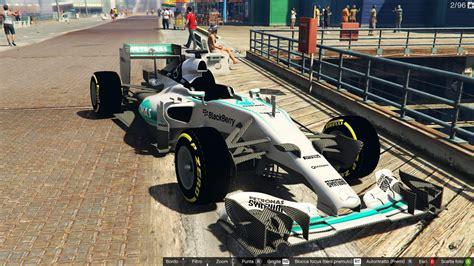 F1 2014 Formula E Mod