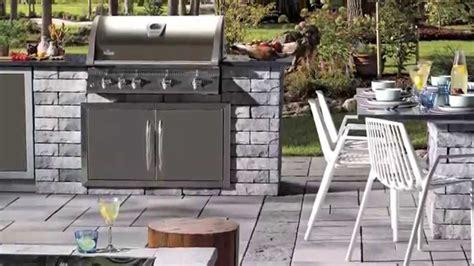 construire sa cuisine comment construire une cuisine extérieure