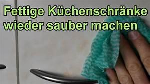 Machen Sonnenblumenkerne Fett : fett von k chenschr nken entfernen diy fettl ser selber ~ Lizthompson.info Haus und Dekorationen