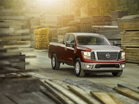 2017 Nissan Titan Review, Ratings, Specs, Prices, And