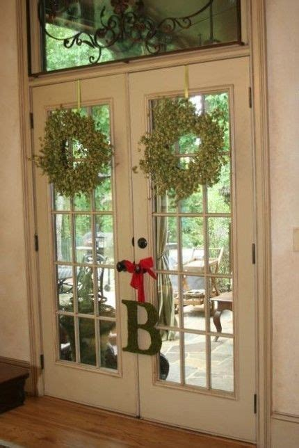 crafty southern mama lovely moss letters french door decor french doors interior french