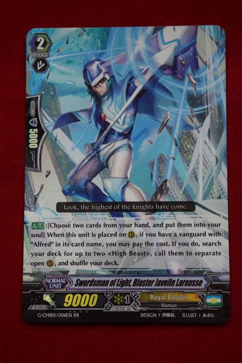 Cardfight!! Vanguard  Vanguard & Deletor  Vgegcmb01 Sp Gr Rrr Rr R & C Cards Ebay