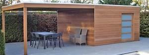 Abri De Jardin Avec Pergola : abri de jardin pergola en bois ~ Dailycaller-alerts.com Idées de Décoration