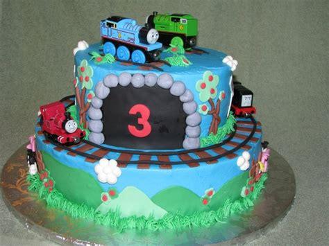 thomas friends birthday cake cakecentralcom