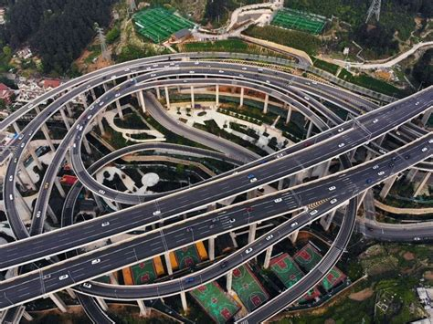 Qianchun Interchange by Chn China Road Infrastructure 中国高速 Page 179