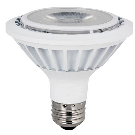15 watt par 30 warm white dimmable led flood light bulb
