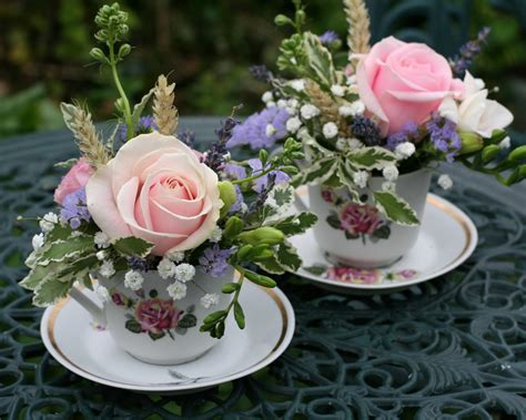 vintage wedding flowers  jenny fleur
