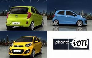 Kia Picanto Ion Taxi - Kia Picanto Ion