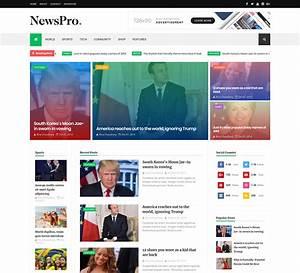 Newspro Blogger Template Documentation