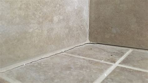 Avoid Cracked Grout Caulk Tile Shower Corners  Angie's List
