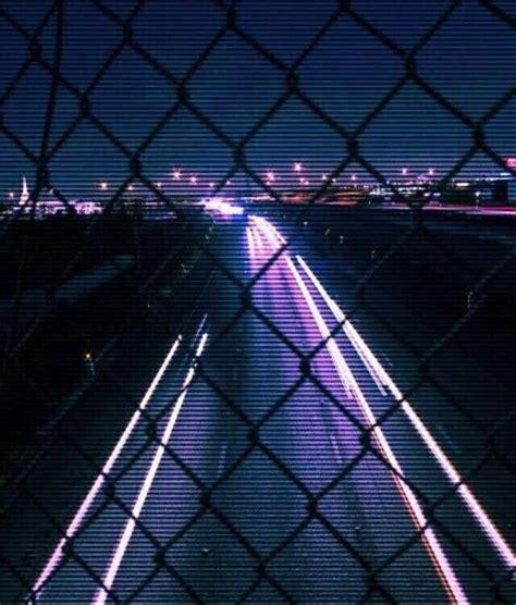 Glow Neon Aesthetic Wallpaper by Grunge Glow Neon Aesthetic Lights Black