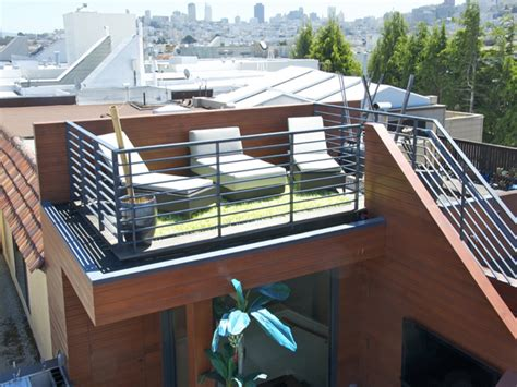 House Design Ideas With Rooftop by Rooftop Deck Ideas Deck Roof Designs Rooftop Deck With