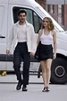 olivia cooke and boyfriend christopher abbott steps out ...