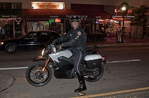 What Happens When A Police Officer Rides His First