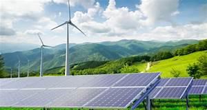Energía Solar Vs Energía Eólica Energías Renovables