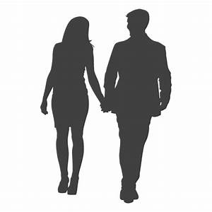 Silhouette Couple Walking | www.pixshark.com - Images ...