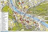 map of Salzburg - Austria   Austria map, Salzburg austria ...