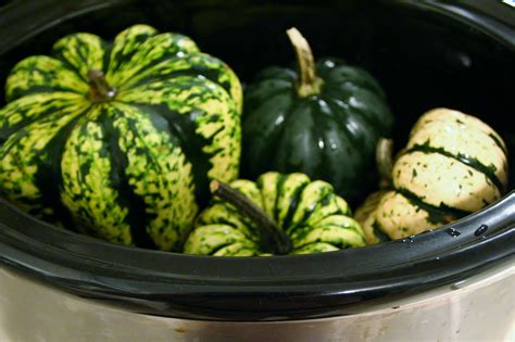 cooking squash how to cook squash in the slow cooker wholistic woman