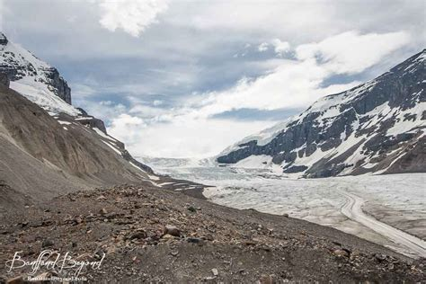 columbia glacier icefields athabasca glaciers experience icefield accessible worlds most banffandbeyond adventure tips
