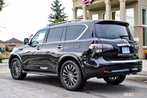 Review Infiniti Qx80 by 2015 Infiniti Qx80 Limited Review Doubleclutch Ca