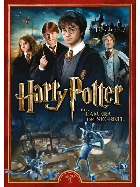 harry potter  la camera dei segreti se dvdit