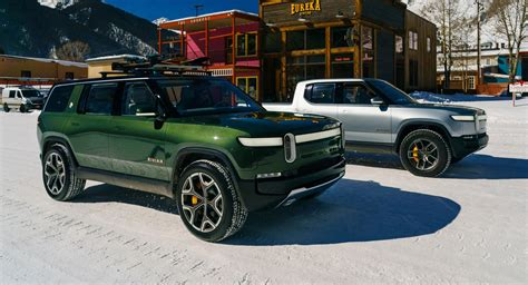 rivian confirms rt  rs pricing  evs launching