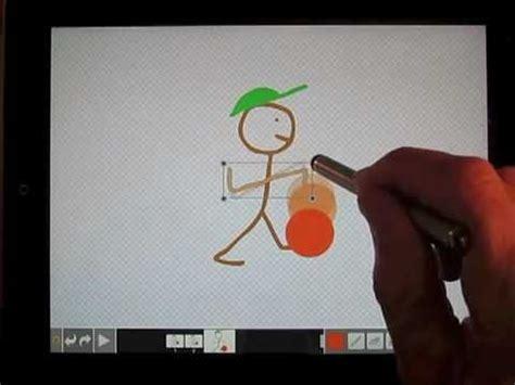 draw  animate  version    doink