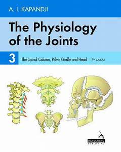 The Physiology Of Joints Vol 3  The Spinal Column  Pelvic